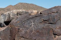 1908 Pichacho Mountain Petroglyphs 10