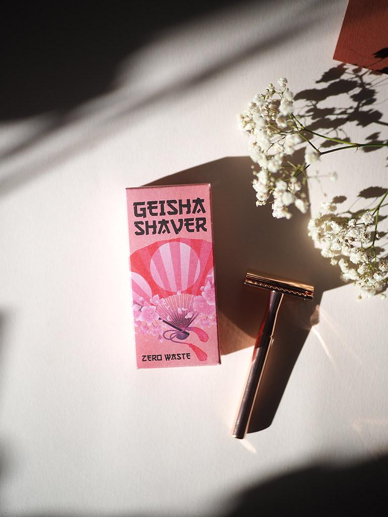 Geisha Shaver