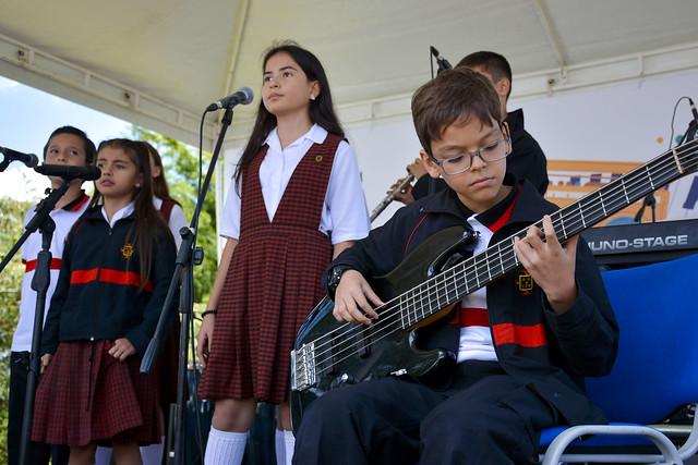 High School Festival Marinilla