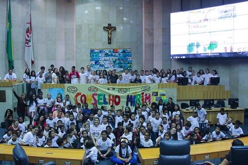 [Conselho Mirim] Plenária em defesa do meio ambiente e da Amazônia