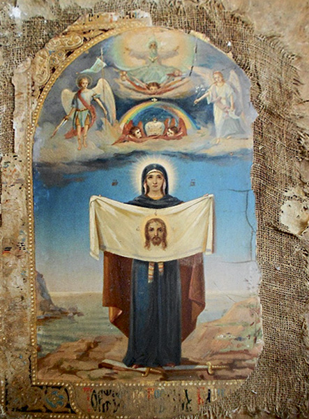 Порт-Артурская икона Пресвятой Богородицы