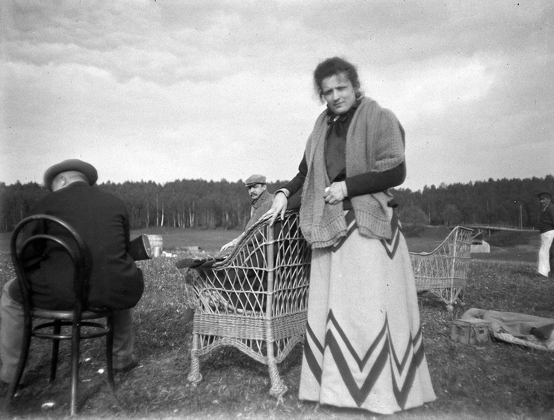 1899. 30 мая. Стрельбы в Химке. Анна Павлова