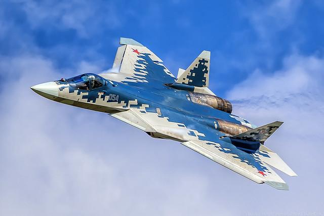 Su-57 (T-50-4)
