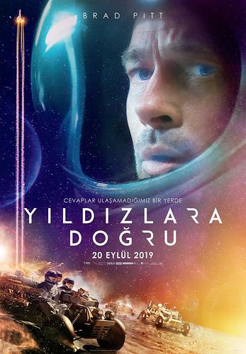 Yıldızlara Doğru - Ad Astra (2019)