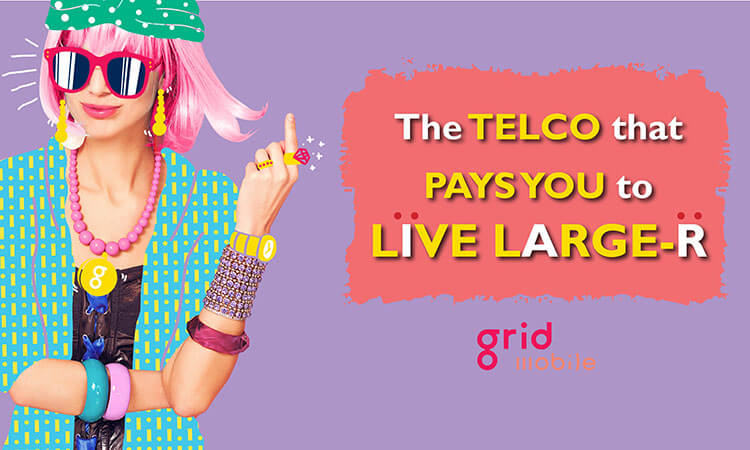 Grid Mobile Telco