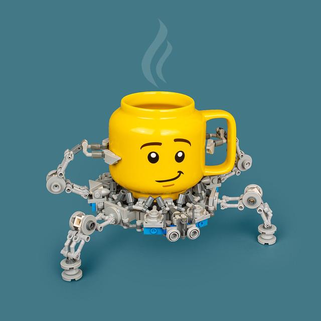 LEGO Cup Walker