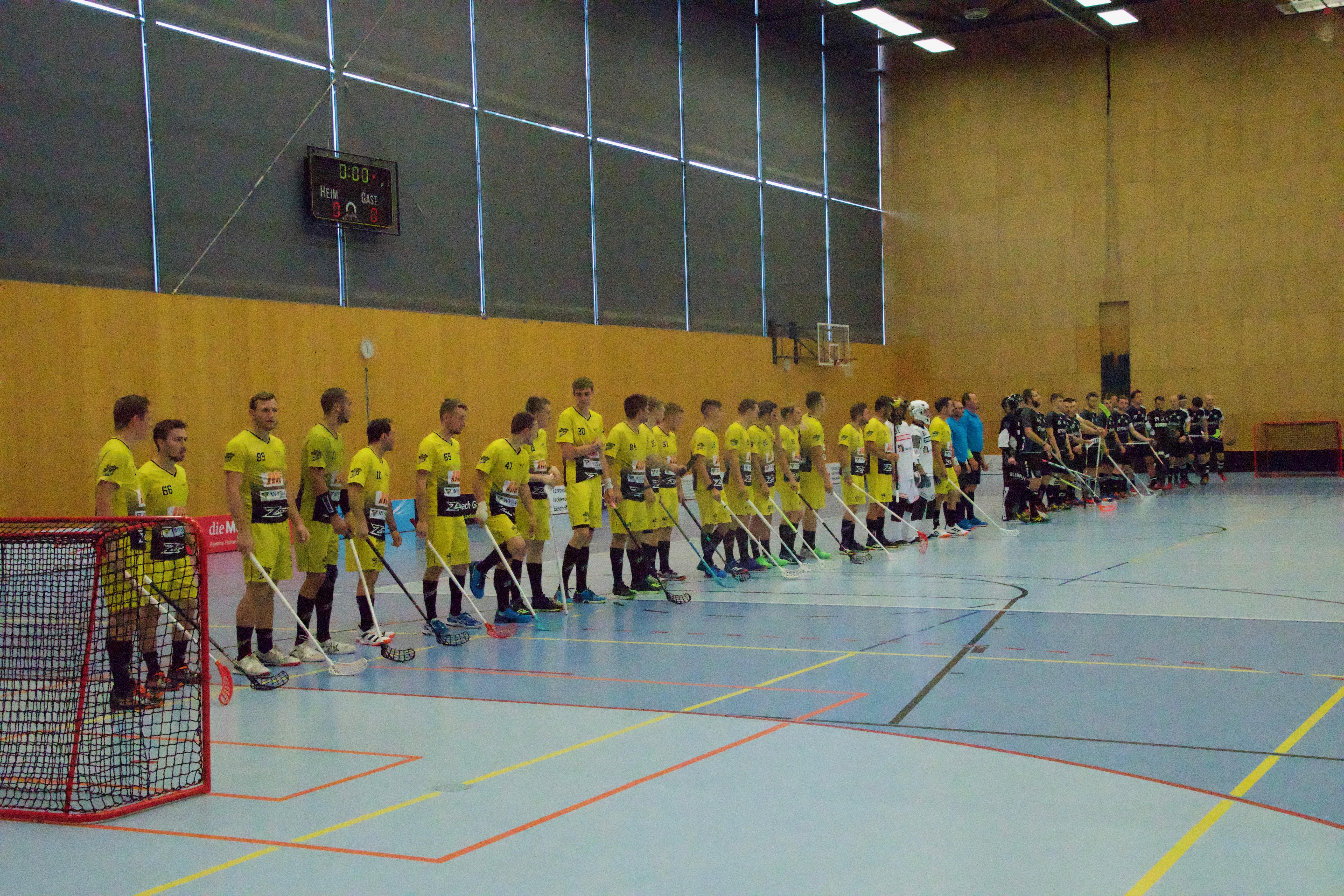 Herren I - Black Creek Schwarzenbach 1/32-Final CH Cup Saison 19/20