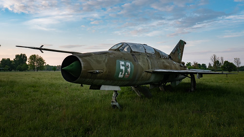 MiG Graveyard #14 Trainee | by Broken Window Theory