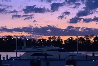 Wilmington sunset