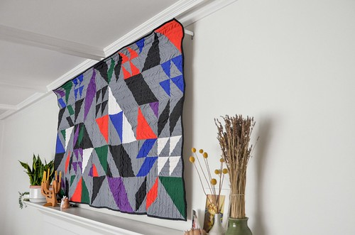 Rebel Quilt Wall-hanging