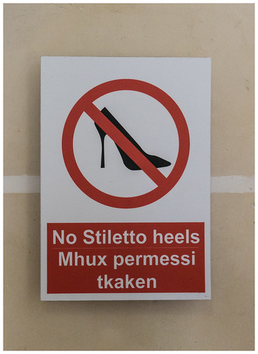 No stiletto's - DSC02076.jpg | by Fred_St