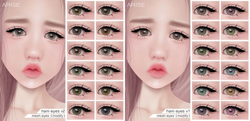 .ARISE. Hani Eyes