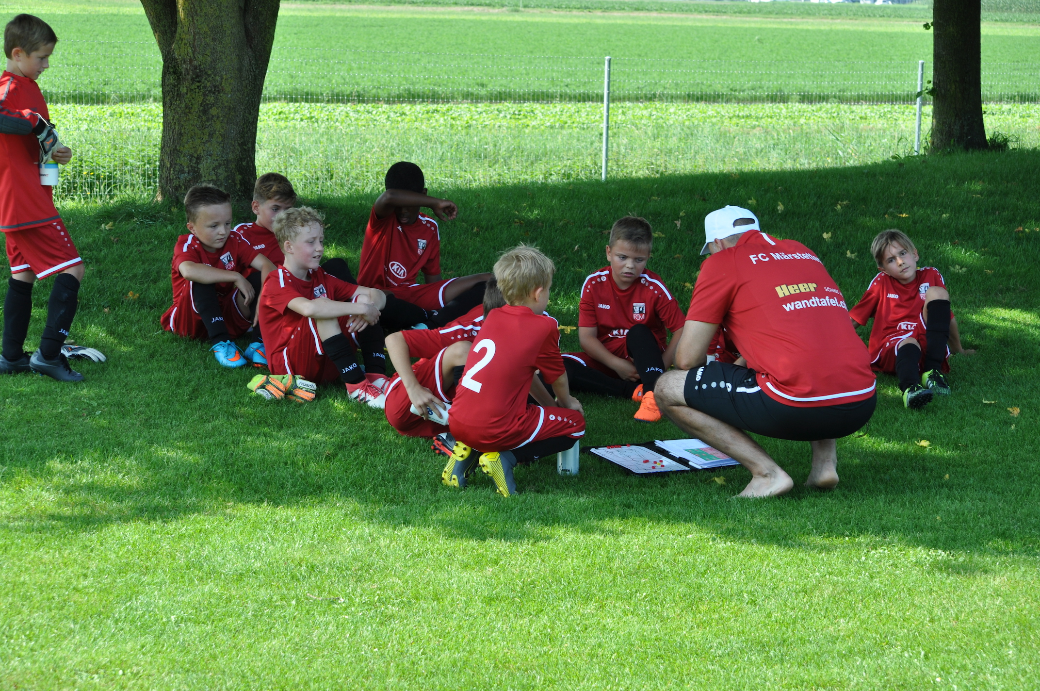 E-Junioren Turnier 31.8.19