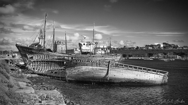 Camaret-sur-Mer Finistère-Bretagne