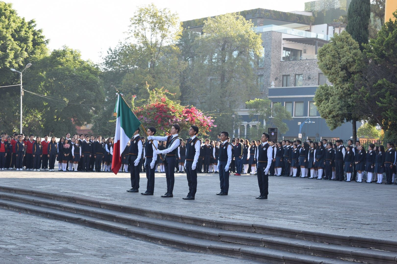 Ceremonia Cívica