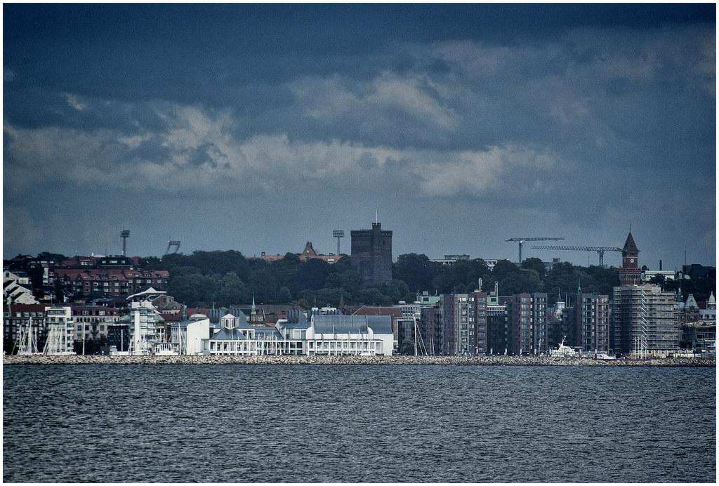 View on Helsingborg (S)