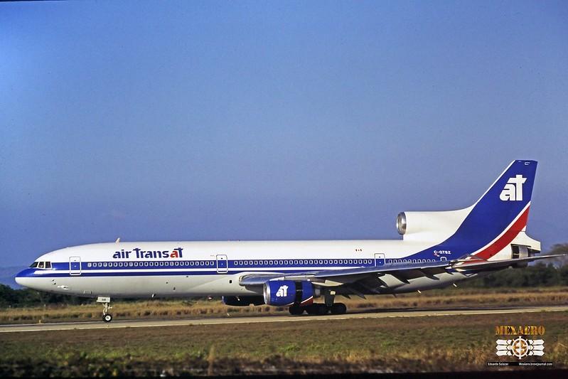 Air Transat / Lockheed L-1011 TriStar 100 / C-GTSZ