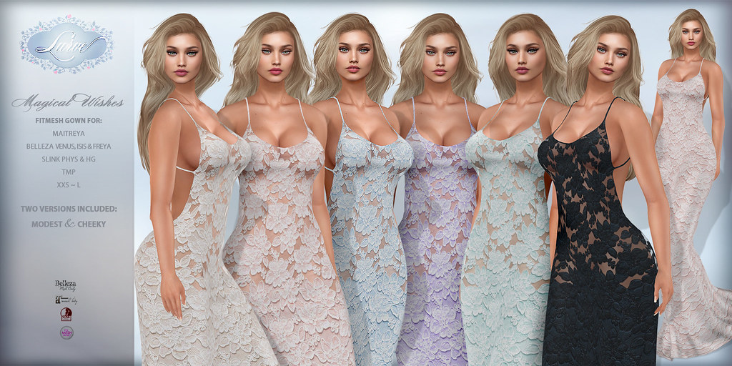 *Lurve* Magical Wishes Formal – Phat Pack