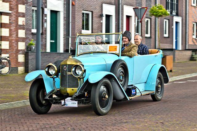 La Licorne V16 W4 Torpédo Camionnette 1926 (8253)