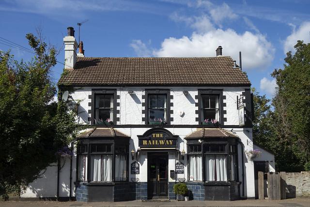 The Railway Pub, Cheam