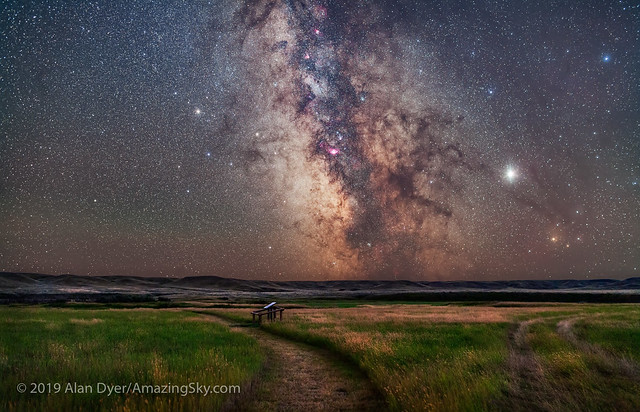 The Galactic Centre at Grasslands