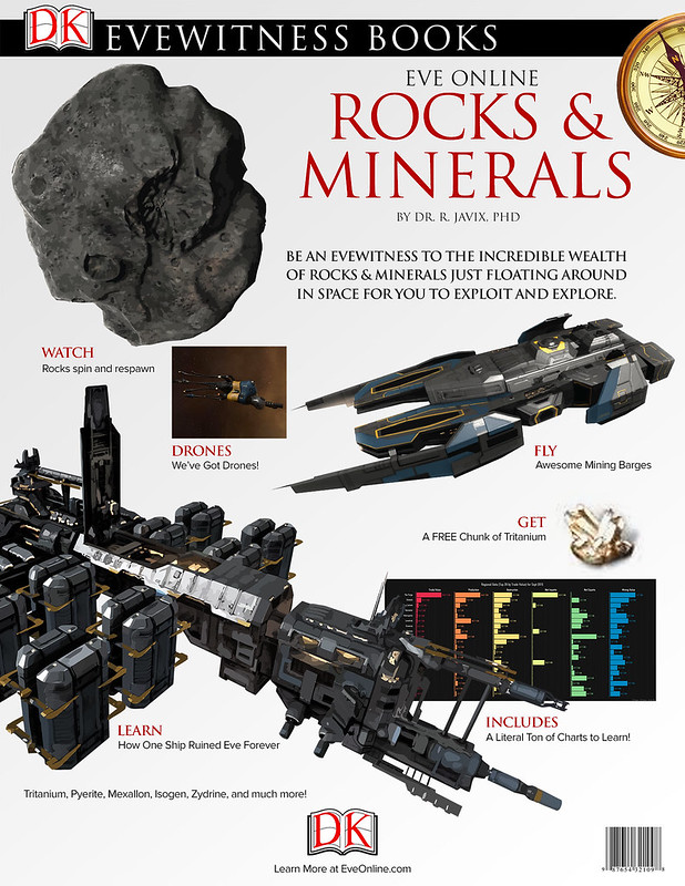 Evewitness Books Rocks & Minerals