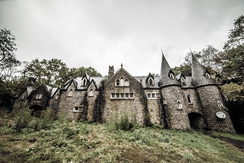 Dundas Castle Exterior