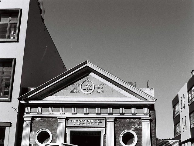 Theosophical Society Building