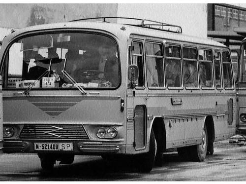 autocar carrosseria Zane M-521409