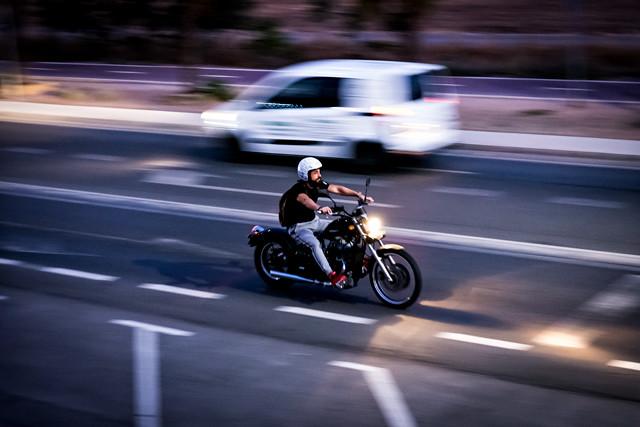 Barrido-moto