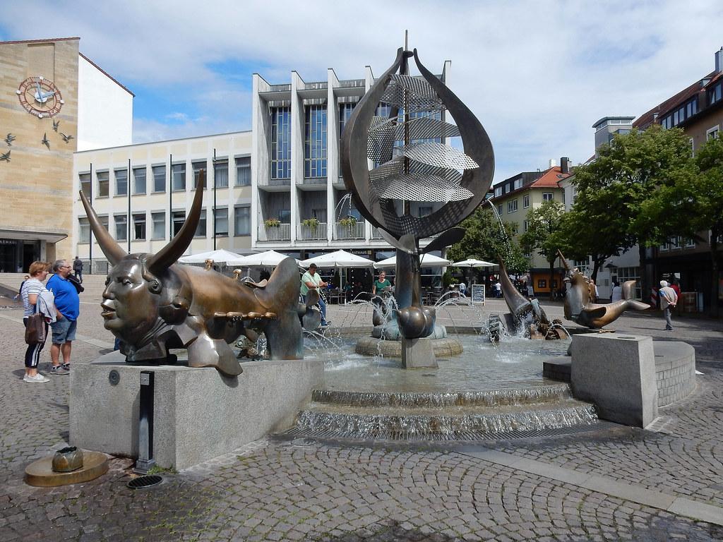 City Art, Friedrichshafen - Germany (N4127)