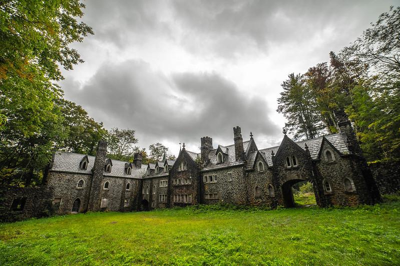 Dundas Castle Exterior B