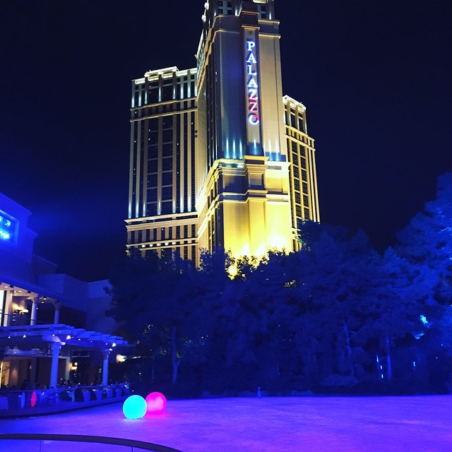 Flickr in Las Vegas at the Wynn Hotel