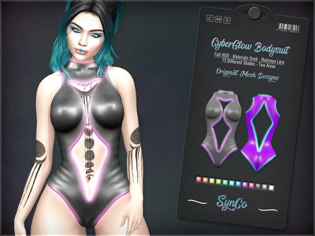 SynCo – CyberGlow Bodysuit