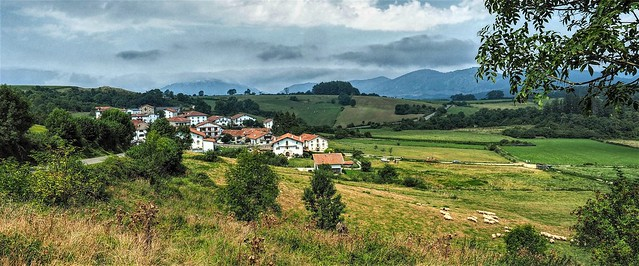 Valle de Larraun. Navarra.