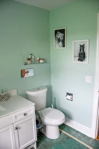 Downstairs Bathroom Refresh
