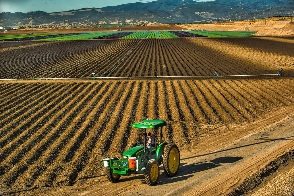 Greenfield, Salinas Valley, California