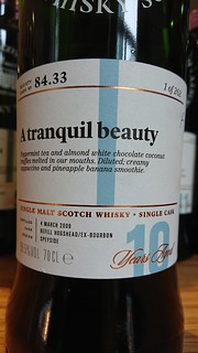 SMWS 84.33 - A tranquil beauty