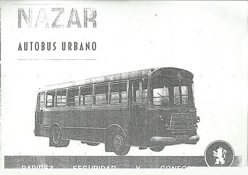 catàleg autobús Nazar