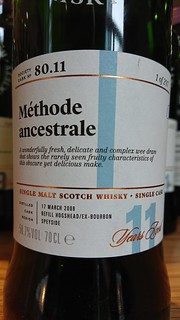 SMWS 80.11 - Méthode ancestrale