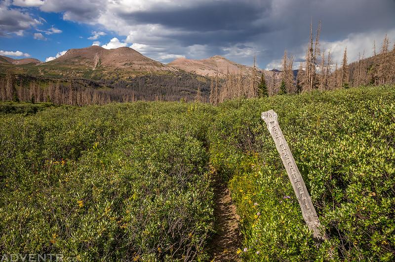 West Ute Creek Trail