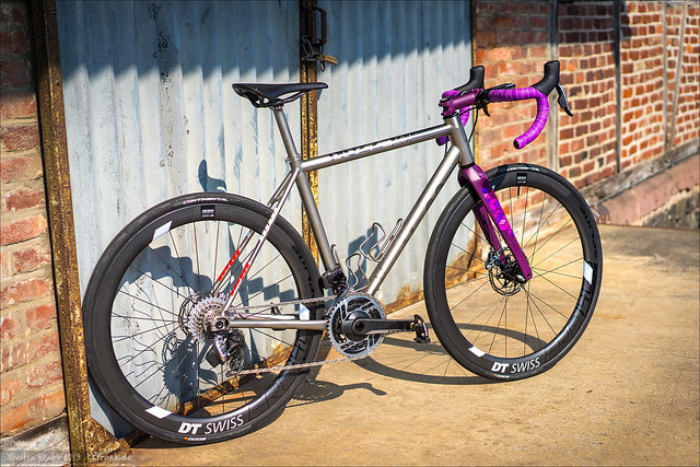 No. 22 Bicycles Drifter