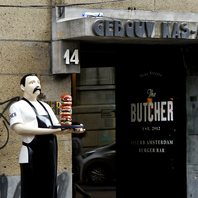 photo - The Butcher Burger Bar, Amsterdam