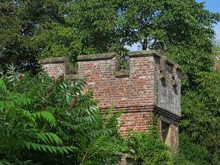 Arley Arboretum - Entrance Gatehouse