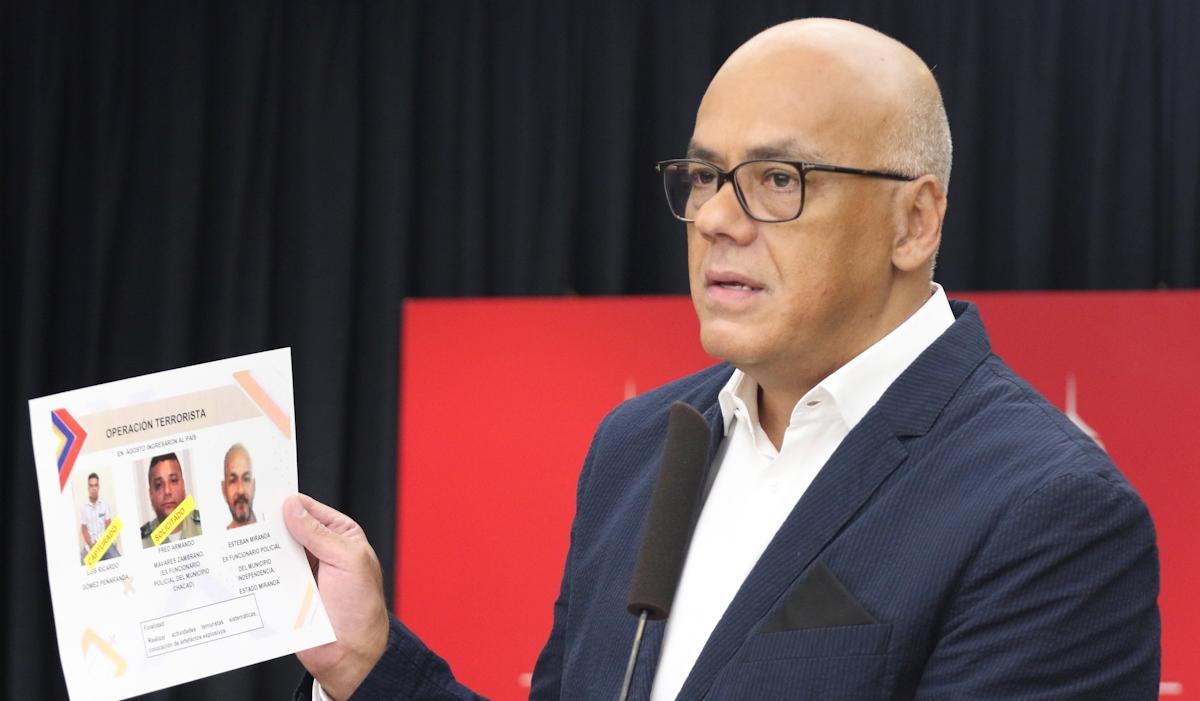Desmantelados nuevos planes terroristas contra Venezuela