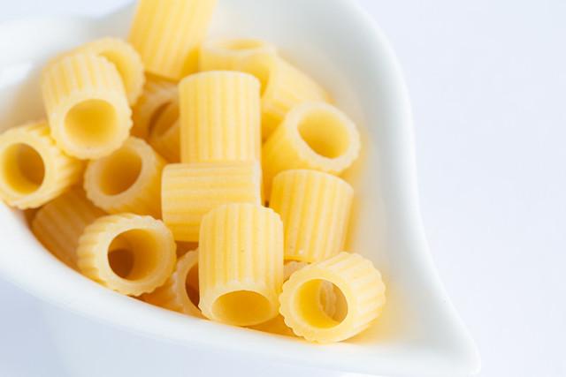 A pasta dish...