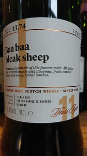 SMWS 13.74 - Baa baa bleak sheep
