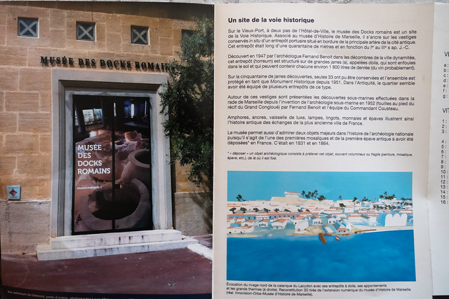 musée des docks romains