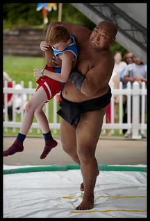 Sumo at the Japanese Festival - Missouri Botanical Garden - No 11