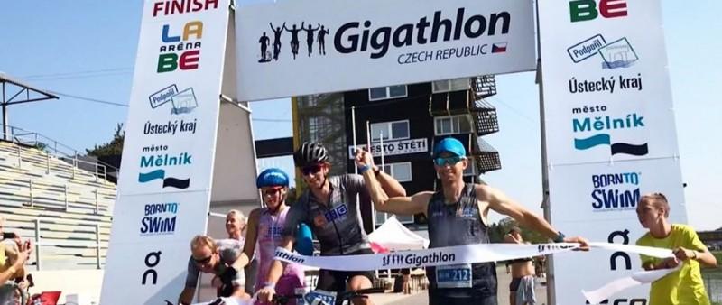 Biker Vlášek vyhrál Gigathlon na začátek velké trojkombinace